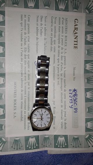 Relógio Rolex