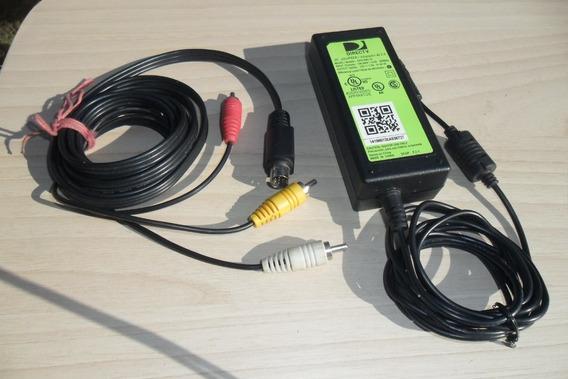 Cables Y Transformador De Directv L14 Y Lh16 Originales