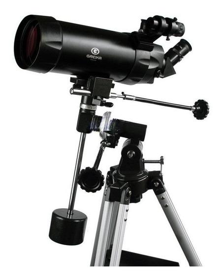 Telescópio Refletor Cassegrain Maksutov Equatorial 1200x90mm