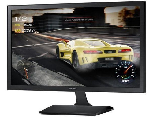 Monitor Gamer Full Hd Led Samsung 27  - Ls27e332hzxmzd