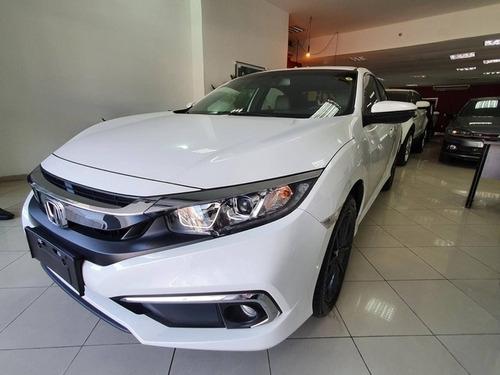 Imagem 1 de 10 de Honda Civic 2.0 16v Flexone Ex 4p Cvt