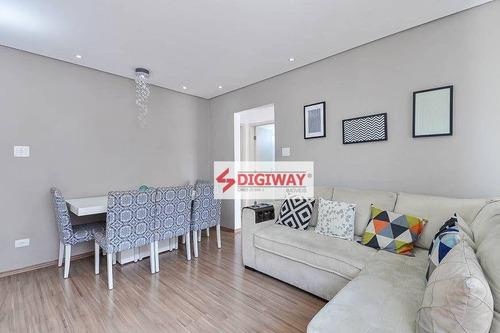 Imagem 1 de 29 de Apartamento À Venda, 60 M² Por R$ 600.000,00 - Vila Mariana - São Paulo/sp - Ap2370