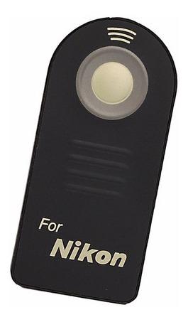 Controle Remoto Disparador Ml-l3 P/ Nikon D3200 D5200 D7100