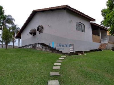 Chácara Residencial À Venda, Chácaras Reunidas Igarapés, Jacareí. - Ch0035