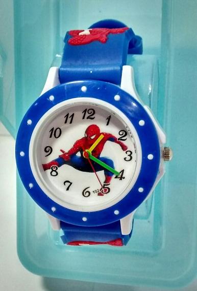 Relógio Avengers Vingadores Marvel Capitão América Kit C/ 5