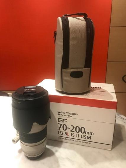 Lente Canon Ef70-200mm