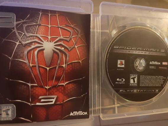 Spider Man 3 Ps3 Midia Fisica