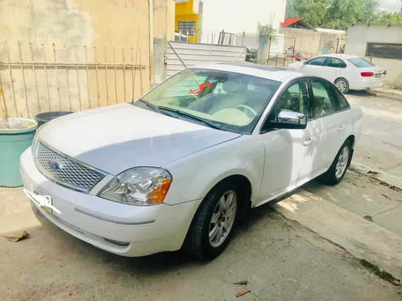 Ford Five Hundred 3.0 Sel Limited Piel Qc Cd Mp3 At 2007