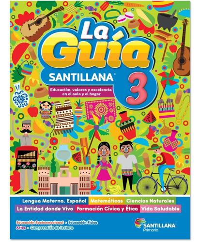Imagen 1 de 3 de Guía Santillana 3º Primaria Oficial 2021 - 2022 Paquete