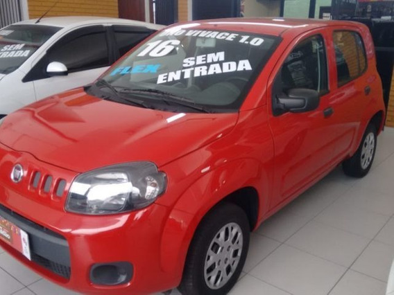 Fiat Uno Vivace 1.0 8v Flex, Pwv7312