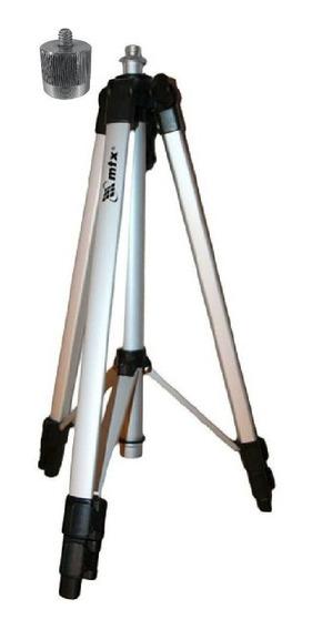 Tripe Para Nivel A Laser Mtx Com Adaptador 5/8 X 1/4