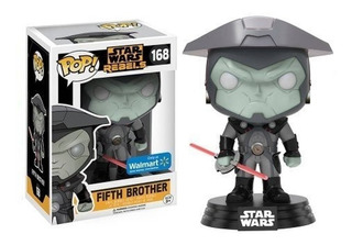 Funko Pop Fifth Brother 168 - Star Wars- Muñeco Original