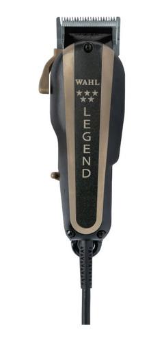 Wahl 5 Star Barber Combo 8180 negra y dorada 120V