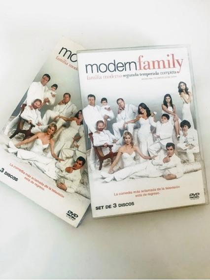 Modern Family Segunda Temporada