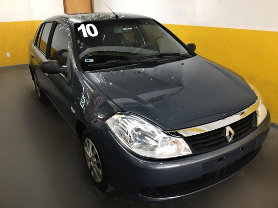 Renault Symbol 1.6 Expression 2010 Completo