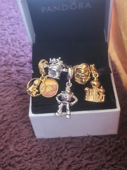 Pandora Charms Simba, Aladdin, Rey Leon, Toy Story Originale