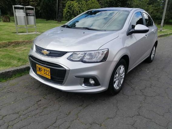 Chevrolet Sonic 2018 Mt 1.6 Cc