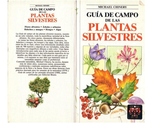 Guía De Campo De Las Plantas Silvestres