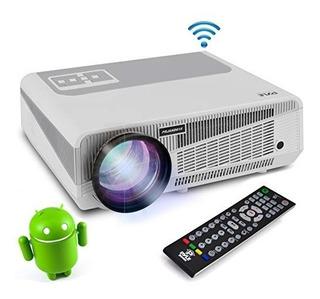Proyector De Cine En Casa Full Cinema Full Hd 1080p Hi-res P