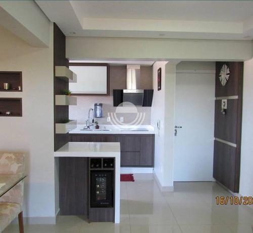 Apartamento À Venda Em Jardim Nova Europa - Ap006590