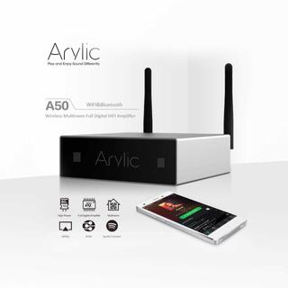 Receptor Amplificador De Alta Fidelidad Wifi & Bluetooth
