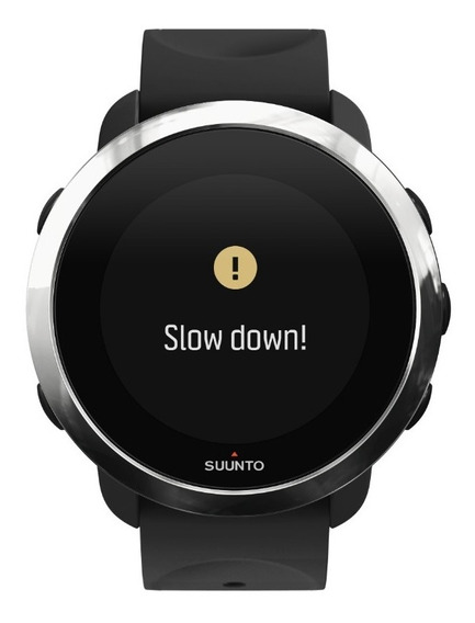 Suunto 3 Fitness Black Wrist Hr