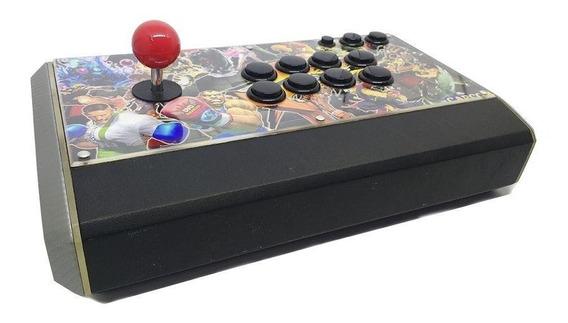 Controle Arcade Street Fighter Ps3 Pronta Entrega