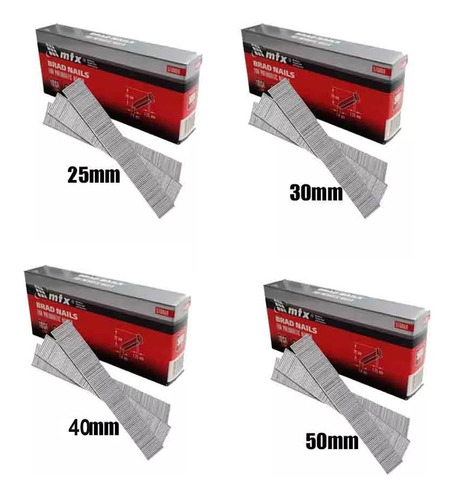 Kit De Pinos Para Pinador Pneumático