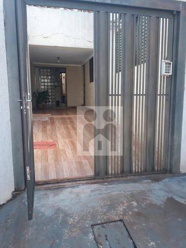 Imagem 1 de 13 de Casa Com 2 Dormitórios À Venda, 90 M² Por R$ 205.000,01 - Vila Tibério - Ribeirão Preto/sp - Ca0764