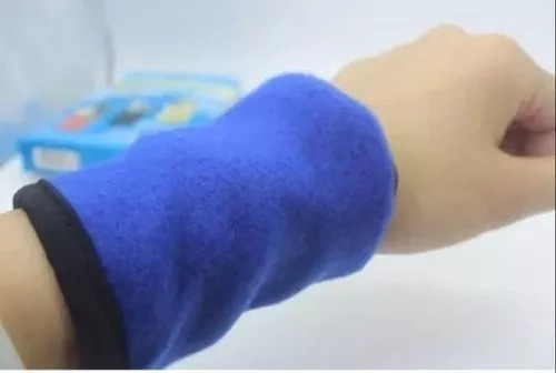 Muñequera Portátil Secreta Anti-robo Diferentes Colores