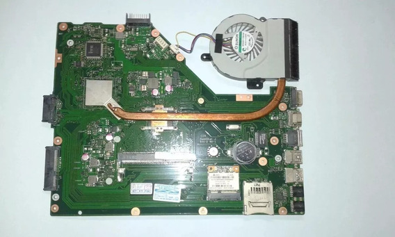Placa Mãe Notebook Asus X55u Sx037h Amd Usb 3.0 Ddr3