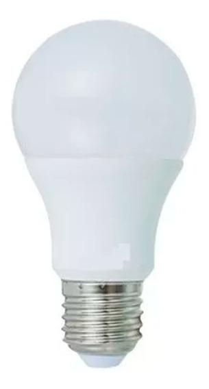 Kit 10 Lâmpada Bulbo 5w Super Led E27 Branco Frio Casa Teto