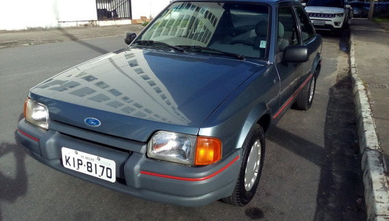 Ford Escort Hobby 1995 O Mais Novo Do Brasil