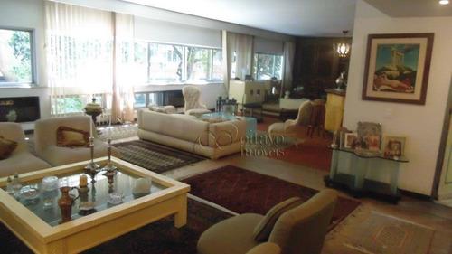 Apartamento À Venda, 300 M² Por R$ 2.800.000,00 - Copacabana - Rio De Janeiro/rj - Ap0967