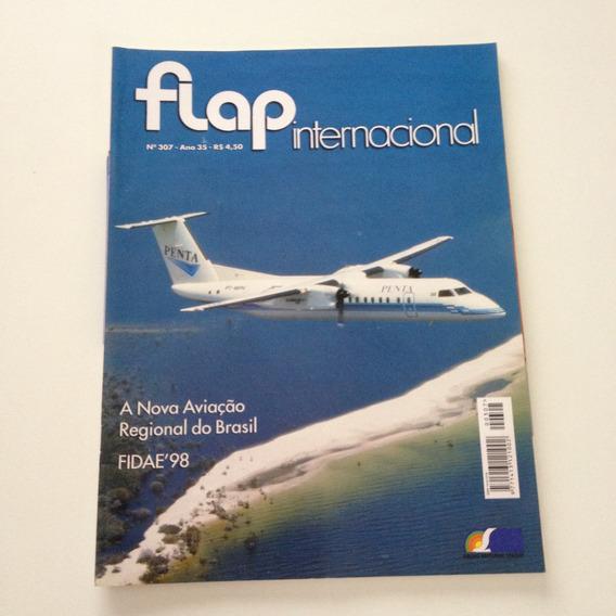 Revista Flap Internacional A Nova Aviação Fidae