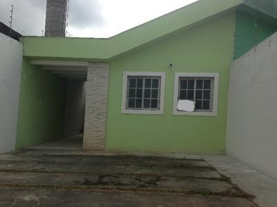 Casa Localizada Em Bairro Comercial - Itanhaém