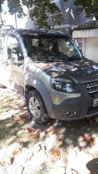 Fiat Doblô Adventure 2012 Flex 1.8 Completo