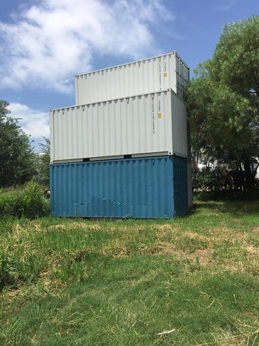 Contenedor Marítimo Usado Container 20' Standard Nac.