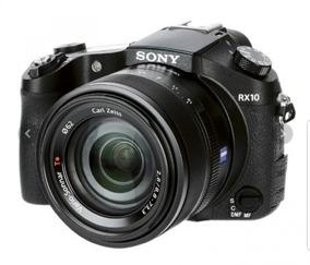 Câmera Sony Rx-10 | 24-200mm + 2 Baterias + Sd