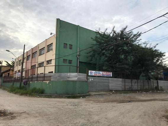 Prédio Para Alugar, 1600 M² Por R$ 15.993,00/mês - Cidade Industrial Satélite De São Paulo - Guarulhos/sp - Pr0019