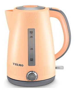 Pava Electrica Yelmo Pe-3901 2 Lts Selector Temperatura Mate