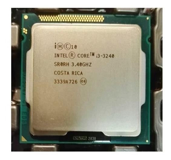 Prossesador Intel Core I3 3240