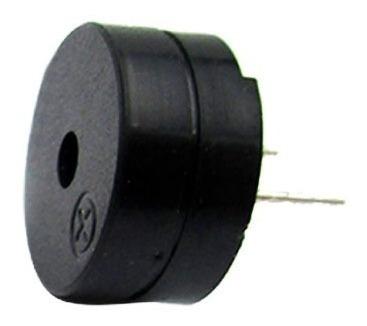 Buzzer Eletromagnético Passivo 16ohms Ac 2khz 3v (10 Und)