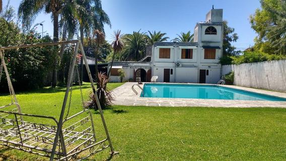6 Amb, Frente Al Hindú Club. Parque-piscina-quincho-vestuarios- 1110 M2