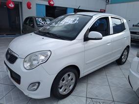 Kia Picanto Ex 1.0 4portas 2011 Branco