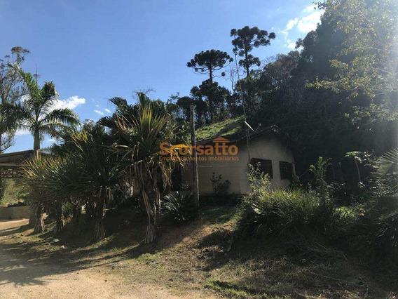 Sítio Com 1 Dorm, Barrinha, São Lourenço Da Serra - R$ 512 Mil, Cod: 3684 - V3684