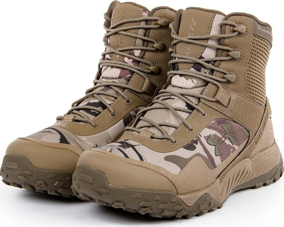 Bota Under Armour Valsetz Rts 1.5 Tactical Caballero Camu