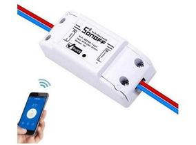 Sonoff Interruptor Inteligente Automação Residencial
