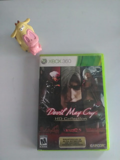 Devil May Cry Hd Collection Xbox 360 Garantizado