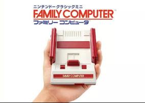 Family Computer Nintendo - Frete Grátis